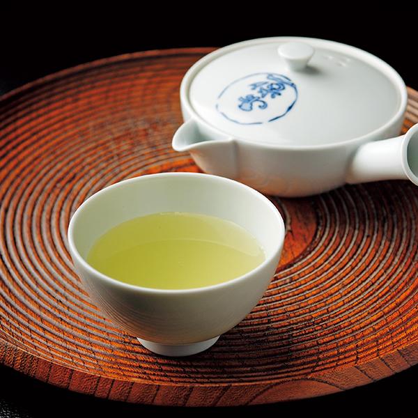 京都・一保堂茶舗 煎茶詰合せ(煎茶正池の尾×2)*