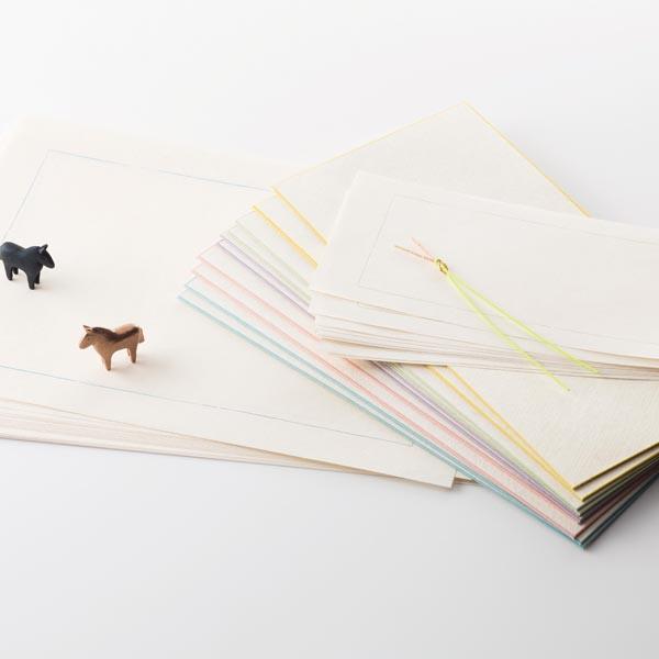 創作和紙五彩箋