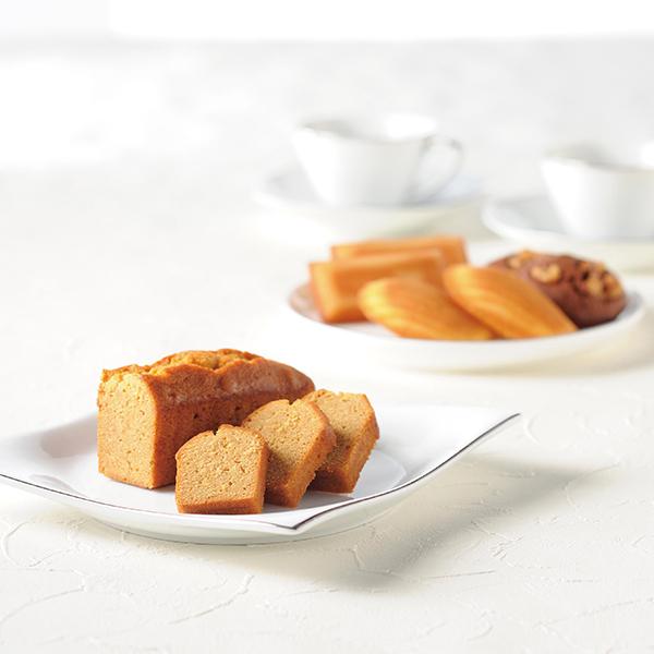 ラ ブティック ドゥ ジョエル・ロブション 焼菓子詰合せ 4種