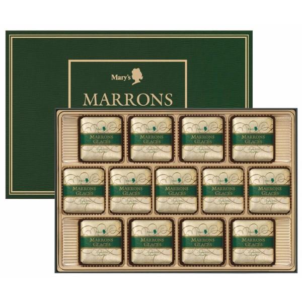 メリーチョコレート マロングラッセ 13個