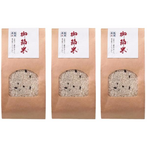 美濱屋の多穀米「御節米」(2合×3)