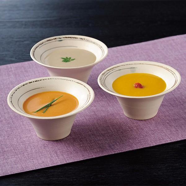 なだ万 おもてなしのすり流しスープ(3種6個)*