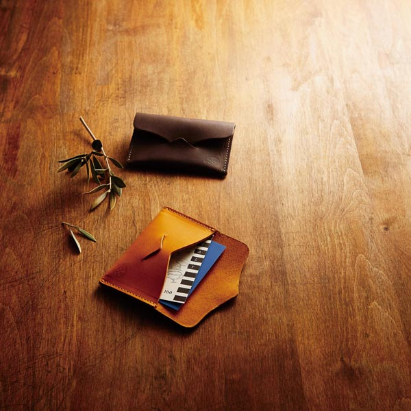 テンペスティ カードケース(イエロー)