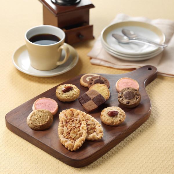 メリーチョコレート マロングラッセ・ル ボヌール クッキー詰合せ