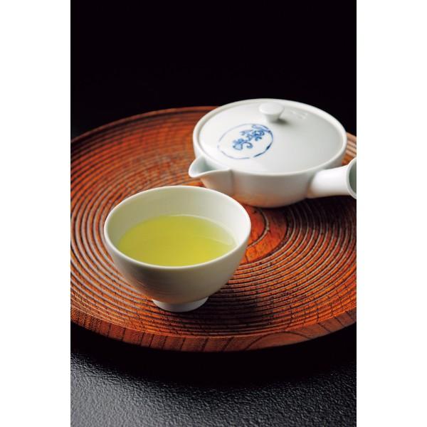 京都・一保堂茶舗 玉露・煎茶詰合せ(玉露鶴齢/煎茶正池の尾)*