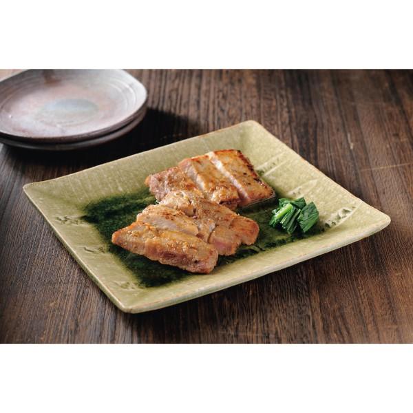 鹿児島県産黒豚 モモ味噌漬 (7パック)