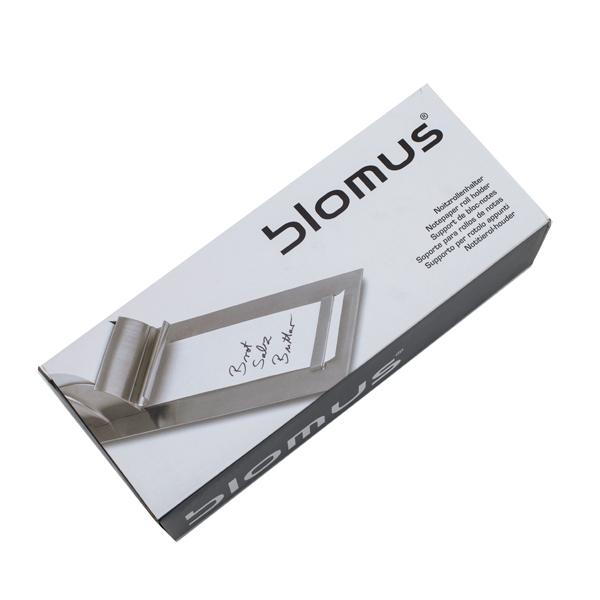 Blomus  ロールメモホルダー