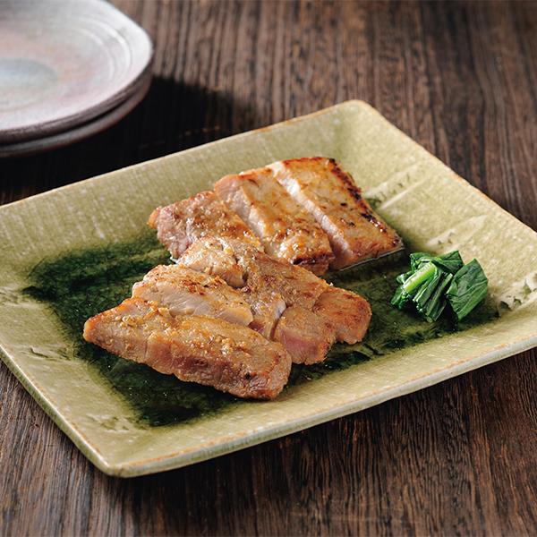 鹿児島県産黒豚 モモ味噌漬 (9パック)