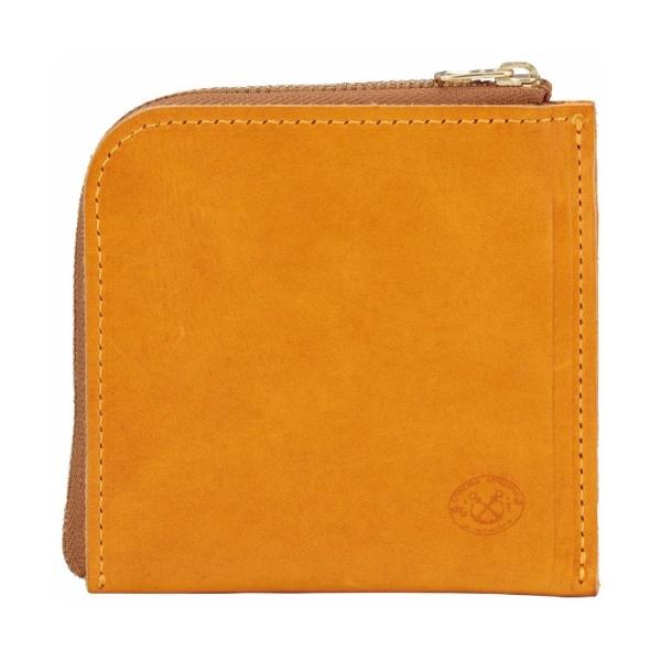 テンペスティ L型財布(イエロー)