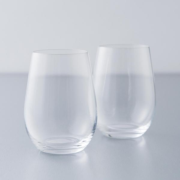 リーデル・オー ペア大吟醸グラス(木箱入り)