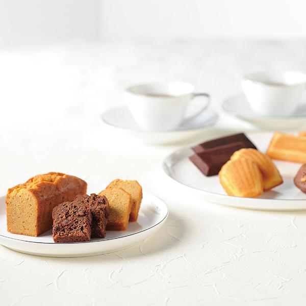 ラ ブティック ドゥ ジョエル・ロブション 焼菓子詰合せ 6種