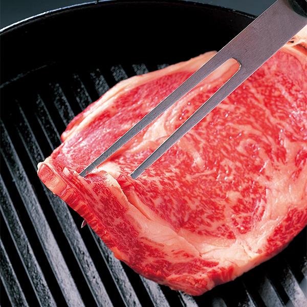 鹿児島県産黒毛和牛 ステーキ用 (サーロインステーキ150g×2)