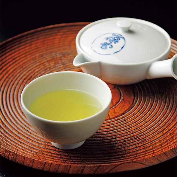 京都・一保堂茶舗 玉露・煎茶詰合せ(玉露麟鳳/煎茶薫風)*