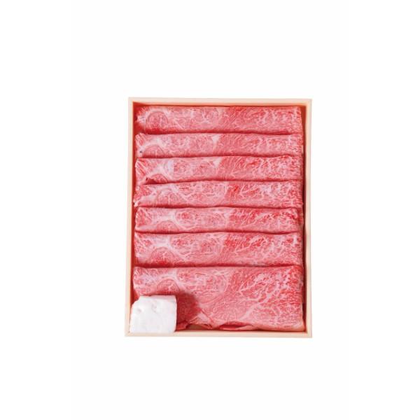 鹿児島県産黒毛和牛 すき焼き用 (肩肉700g)