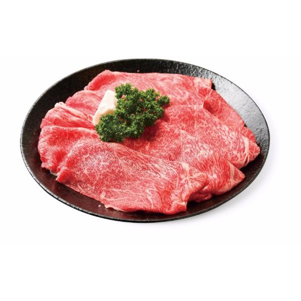 近江牛 すき焼き用 (肩肉・バラ肉550g)