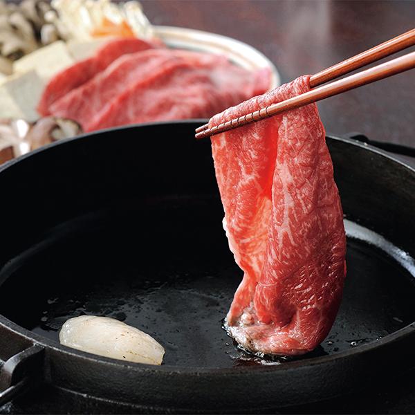 近江牛 ロース肉すき焼き用 (ロース肉480g)*
