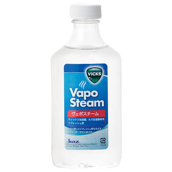 ヴィックス スチーム加湿器&リフレッシュ液