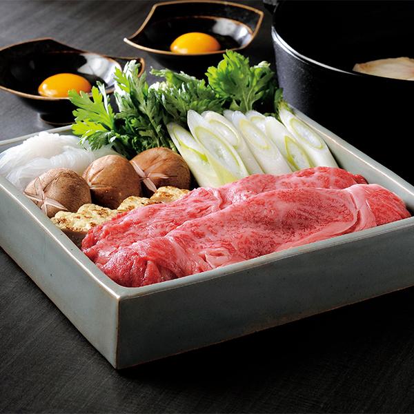 前沢牛 すき焼き用 (肩肉600g)*