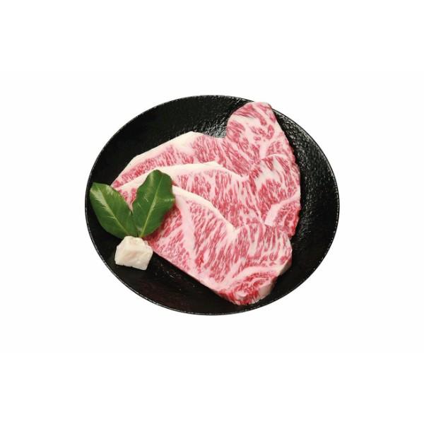 近江牛 サーロインステーキ用 (サーロインステーキ160g×3)