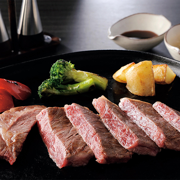 近江牛 サーロインステーキ用 (サーロインステーキ160g×3)*
