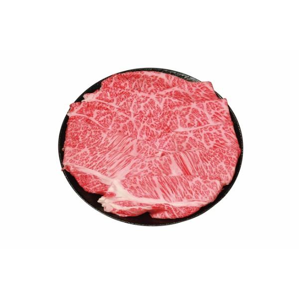 近江牛 ロース肉すき焼き用 (ロース肉650g)