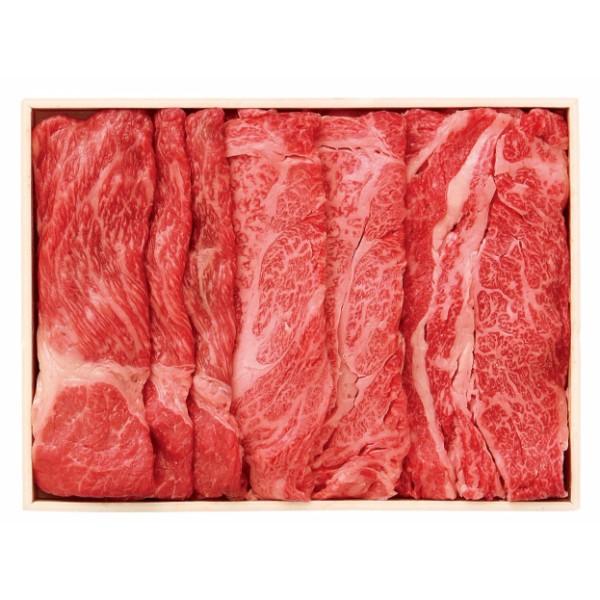 米沢牛 すき焼き・しゃぶしゃぶ用 (肩ロース肉・モモ肉・バラ肉900g)