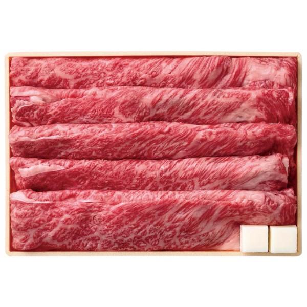 前沢牛 すき焼き用 (肩ロース肉800g)*