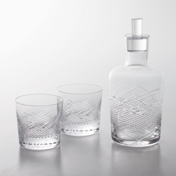 ZWIESEL 1872 ウイスキーカラフェ&ペアウイスキーセット