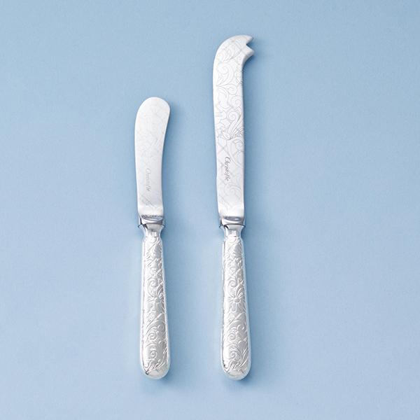 ジャルダンエデン バター&チーズナイフセット