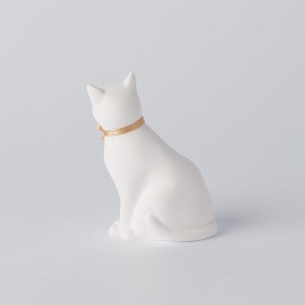 BALLON (バロン) アロマオーナメント Cat/ゴールド/ユーカリ