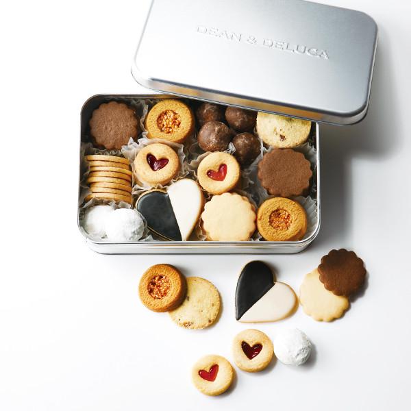 ディーン&デルーカ クラシッククッキー缶