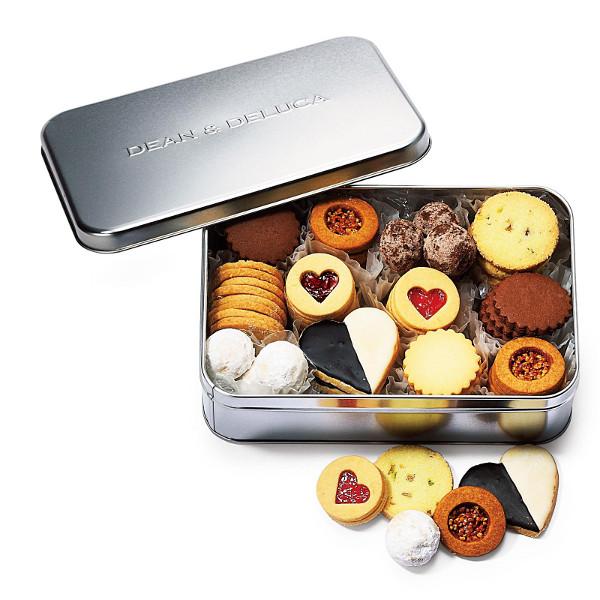 ディーン&デルーカ クラシッククッキー缶*