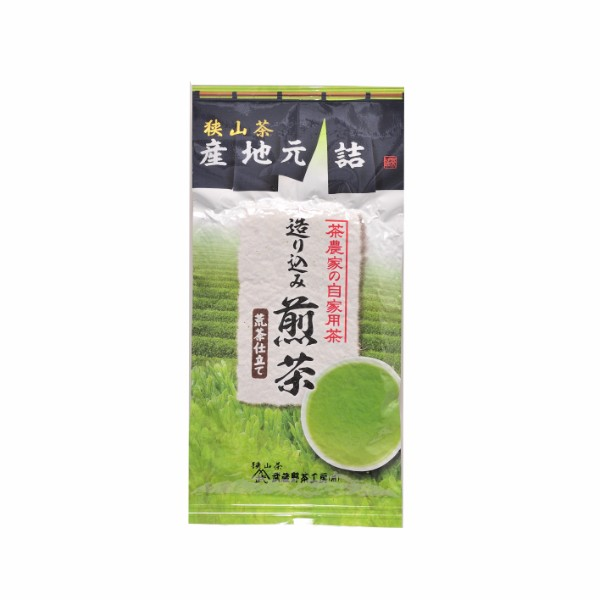 武蔵野茶工房 茶農家の自家用茶 造り込み煎茶(100g×6)