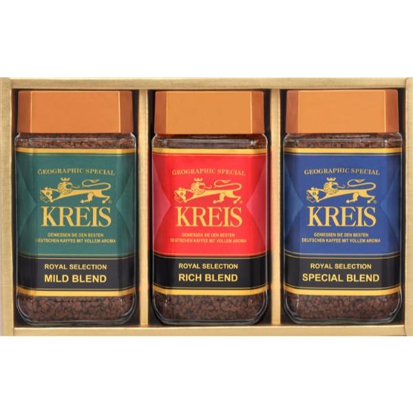 クライス インスタントコーヒー詰め合わせ 3種*