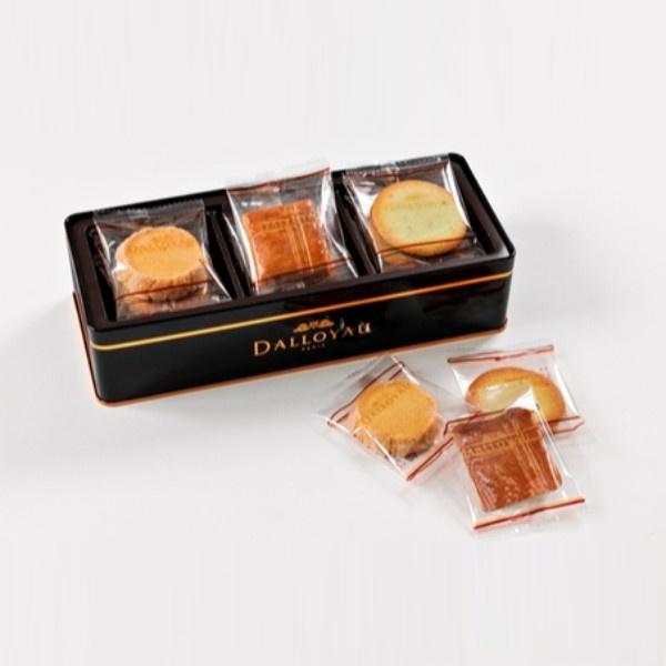 ダロワイヨ フールセック缶(小)*