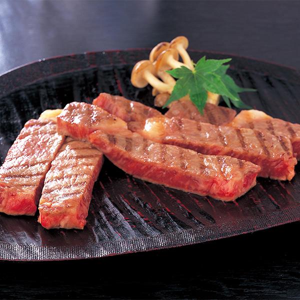 神戸牛 ロース肉ステーキ用 (ロース肉(2枚) 計360g) スパイス付き*