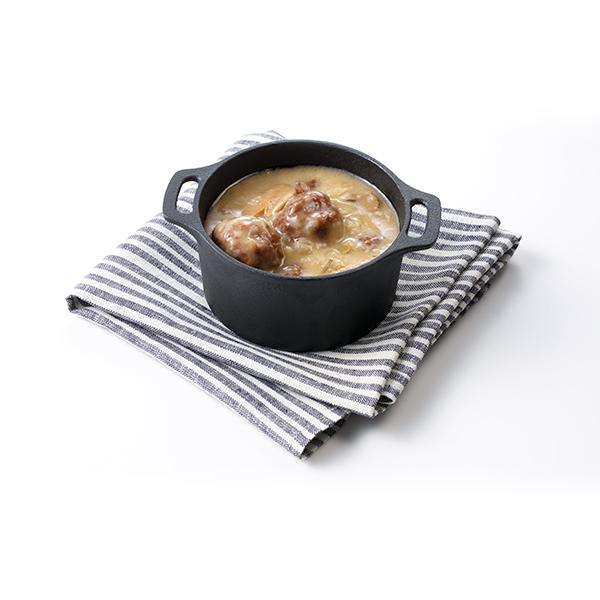 スーホルム エゾシカ肉とジャガイモの重ね焼き(ジビエ缶)*