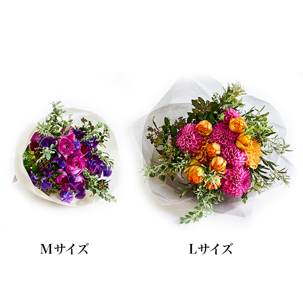 <antina fleur> シック ブーケM