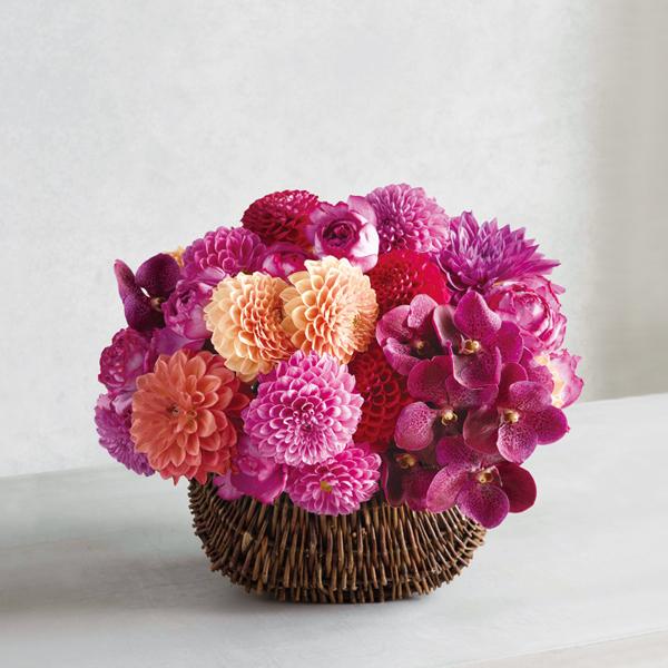 <antina fleur> カラフル アレンジL