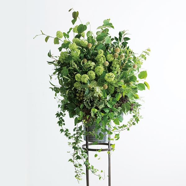 <antina fleur> ナチュラル スタンドフラワーM 東京23区内のみ