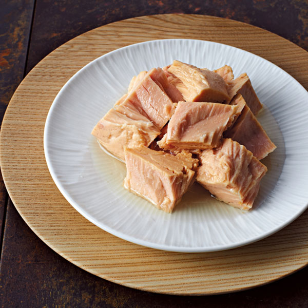 肴七味屋(ななみや) 鮪・鮭EXVオリーブオイル漬セット*
