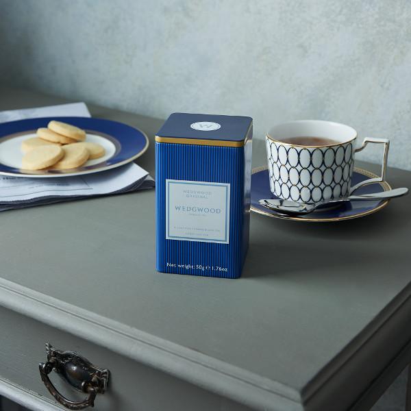 ウェッジウッド シグニチャー 紅茶・コーヒー・ジャム・ショートブレッド セット WA-30*