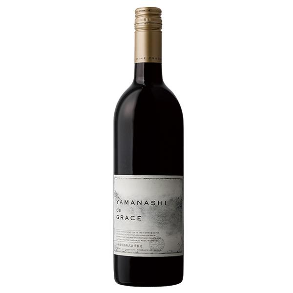 山梨・中央葡萄酒 ヤマナシ ド グレイス(赤) 750ml